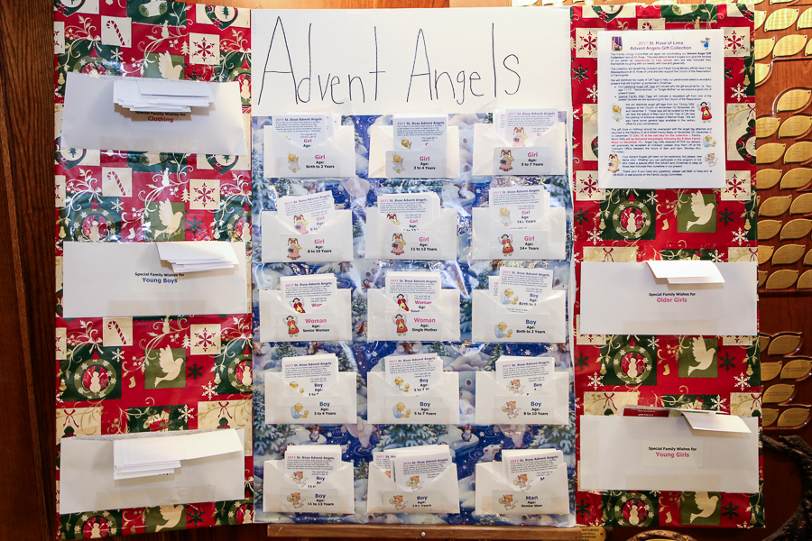 Advent Angels